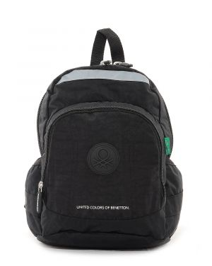 Benetton Anaokulu Çantası 95026 Siyah