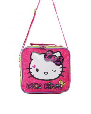 Hello Kitty Cat Beslenme Çantası 62016 Pembe