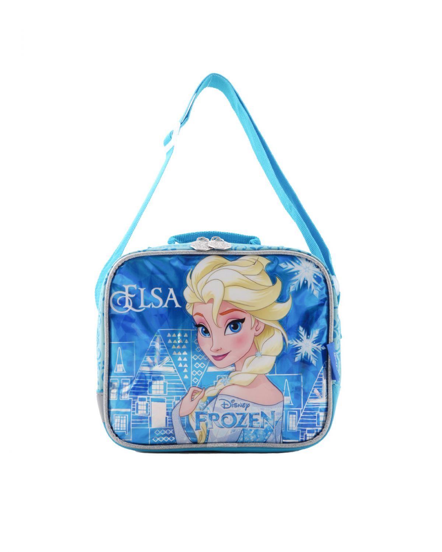Frozen Elsa Beslenme Çantası 95246 Su Yeşili