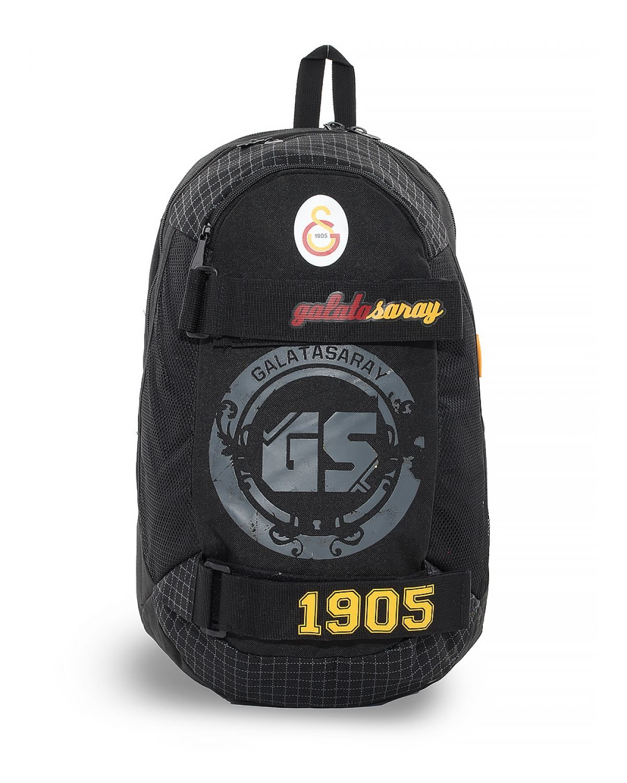 Galatasaray Gs Logo Sırt Çantası 63622 Siyah
