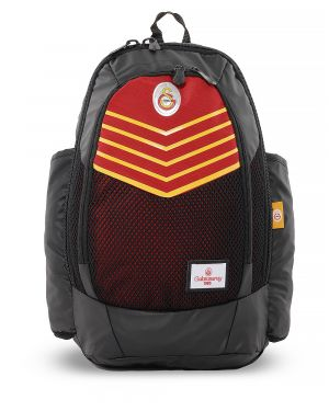 Galatasaray Kabartma Logolu Sırt Çantası 95110 Siyah
