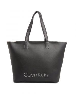 Calvin Klein Collegic Kadın Çantası K60K604457 Siyah