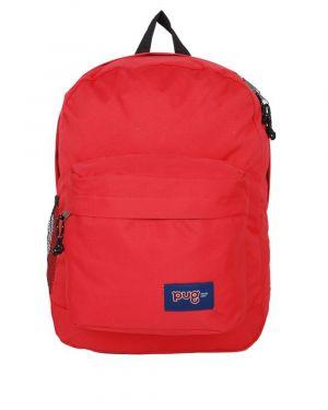 PUG Tekstil Sırt Çantası 8053 Kırmızı