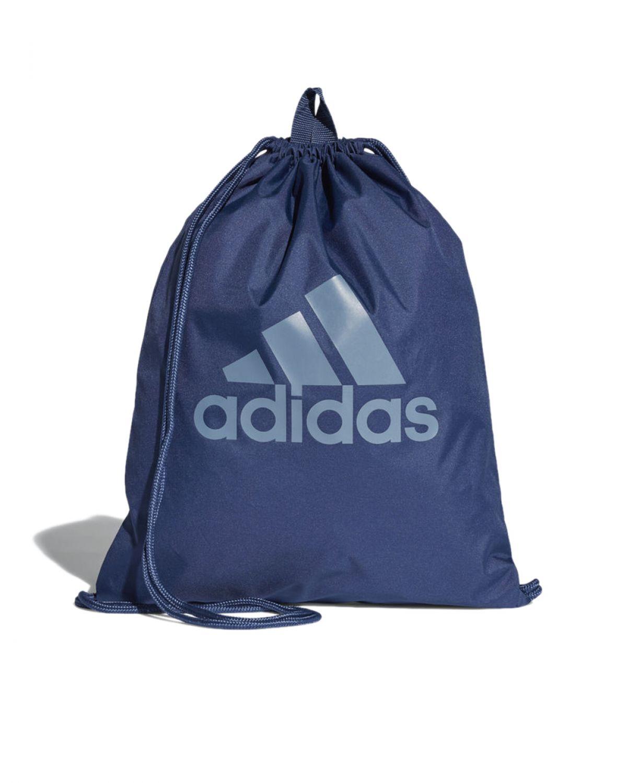 Adidas Performance Logo Gymbag Sırt Çantası CF5018 Koyu Mavi