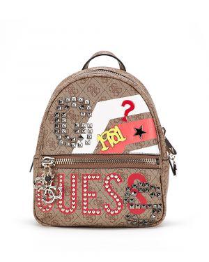 Guess Kadın Sırt Çantası SS718432 Brown - Multi