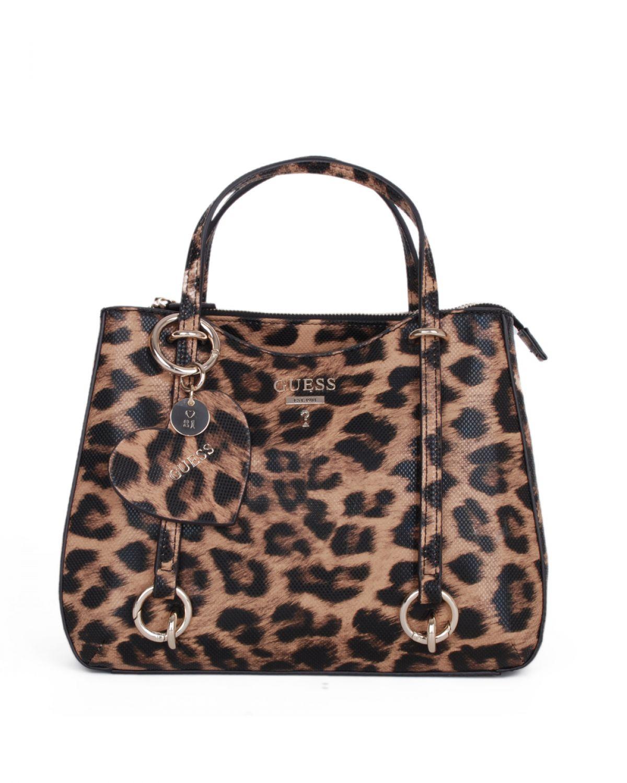 Guess Leopard Kadın Çantası VG717005 Leopard