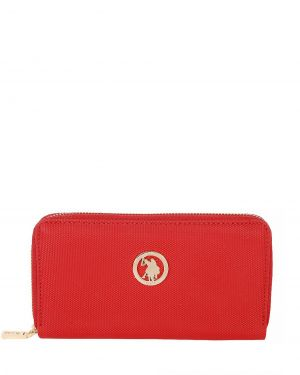 Us Polo Assn Kadın Cüzdanı USC18383 Kırmızı