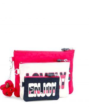 Kipling Iaka Beauty Of Gifting K10978 Cherry Pink